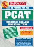 Barron's How to Prepare for the Pcat Pharmacy College Admission Test