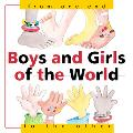 Boys and Girls of the World From One End to the Other