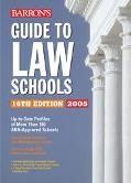 Guide to Law Schools
