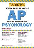 Barron's How to Prepare for the Ap Psychology Advanced Placement Examination