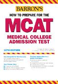 Barron's How To Prepare For The MCAT