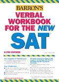 Barron's Verbal Workbook for the New SAT I