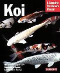 Koi Everything About Care, Nutrition, Diseases, Pond Design And Maintenance, And Popular Aqu...