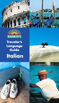 Barron's Traveler's Language Guide italian