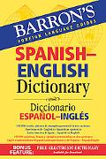 Barron's Foreign Language Guides Spanish-English Dictionary