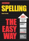 Barron's Spelling the Easy Way