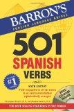 501 Spanish Verbs: with CD-ROM