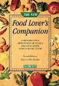 New Food Lover's Companion