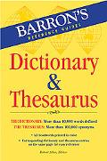 Barron's Dictionary & Thesaurus