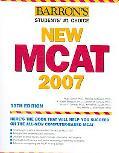 Barron's New MCAT MEdical College Admission Test 2007