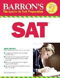 Barron's SAT 2008-09