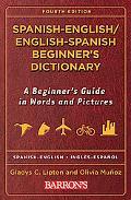 Spanish Beginner's Bilingual Dictionary