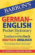 Pocket Bilingual Dictionary - German