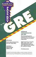 Pass Key to the GRE (Barron's Pass Key to the Gre)