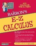 E-Z Calculus (Barron's E-Z)