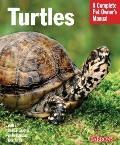 Turtles (Barron's Complete Pet Owner's Manuals)