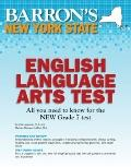Barron's New York State Grade 7 Intermediate Level ELA Test