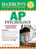 Barron's AP Psychology, 5th Edition