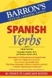 Spanish Verbs (Barron's Foreign Lanuage Guides)