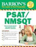 Barron's PSAT/NMSQT, 16th Edition
