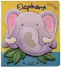 Elephant (Wiggle-Waggles Series)