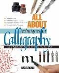 Calligraphy : An Indispensable Manual for Artists and Hobbyists