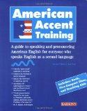 American Accent Training (Book and Audio CD, 2nd Edition)