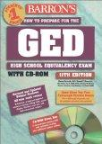 Barron's How to Prepare for the Ged: High School Equivalency Exam (Barron's Ged (Book & CD-R...