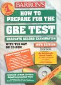 How to Prepare for Gre Test-w/cd
