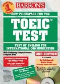 Barron's How to Prepare for the Toeic Test Test of English for International Communication