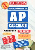 Barron's How to Prepare for the AP Calculus Advanced Placement Examination Review of Calculu...