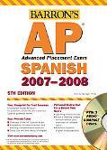 Barron's AP Spanish 2007