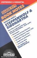 Barron's Book Notes Hermann Hesse's Steppenwolf & Siddhartha