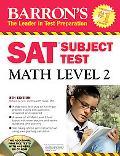 Barron's Sat Subject Test Math Level 2 2008
