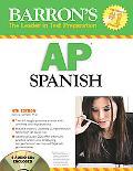 Barron's AP Spanish