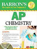 Barron's AP Chemistry with CD-ROM