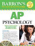 Barron's AP Psychology with CD-ROM (Barron's AP Psychology Exam (W/CD))