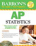 Barron's AP Statistics with CD-ROM