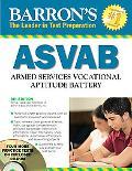 Barron's ASVAB with CD-ROM