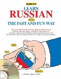 Learn Russian the Fast and Fun Way with Audio CDs