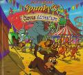 Spunky's Circus Adventure - Janette Oke - Hardcover