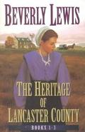 Heritage of Lancaster County 3 Bestselling Novles in One Volume! The Shunning, The Confessio...