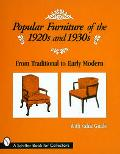 Popular Furniture of the 1920's and 1930's