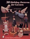 30 Holiday Patterns for Carvers
