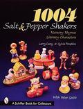 1004 Salt & Pepper Shakers Nursery Rhymes Literary Characters