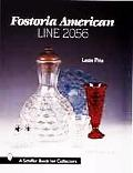 Fostoria American Line 2056 Line 2056
