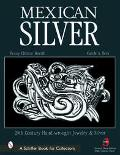 Mexican Silver 20th Century Handwrought Jewelry And Metalwork