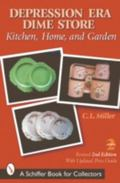 Depression Era Dimestore Kitchen, Home, And Garden
