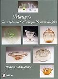 Mauzy's Rare, Unusual, and Unique Depression Glass
