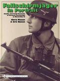 Fallschirmjiger in Portrait Studio and Field Portraits of German Paratroops in World War II